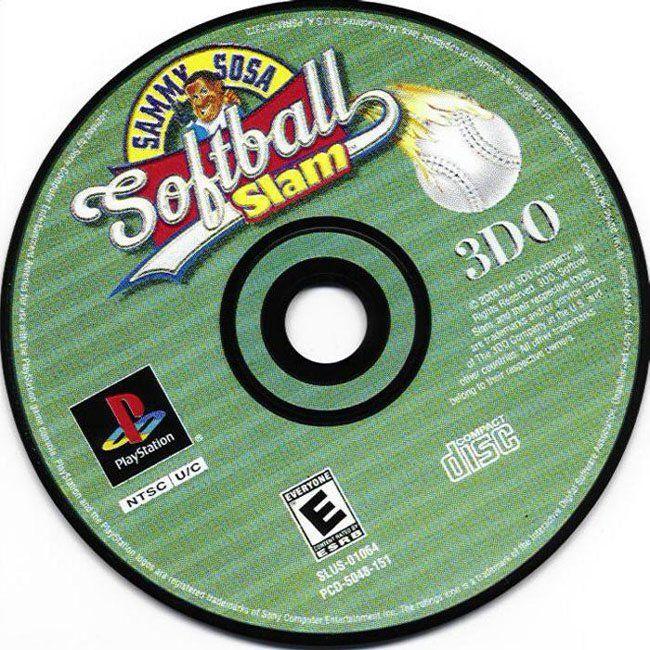 Sammy Sosa - Softball Slam