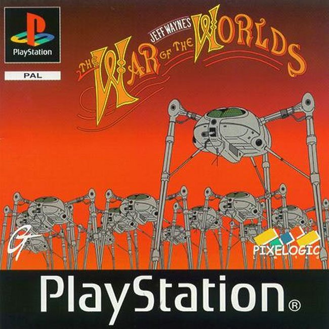 war of the worlds jeff wayne. Jeff Wayne#39;s - War Of The