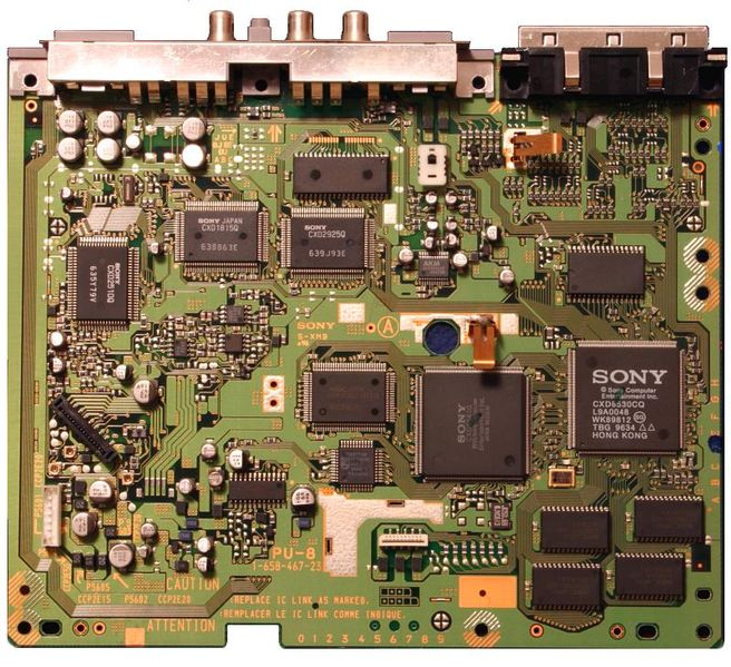 PlayStation Motherboard